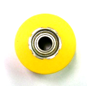 Slide Wheel (Yellow) - RP050026-01